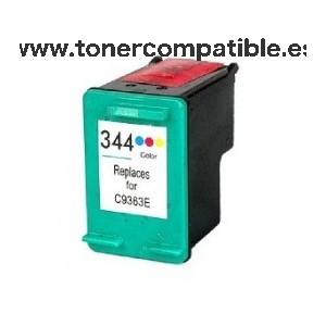 Tinta compatible HP 344 / Cartuchos tinta compatibles HP