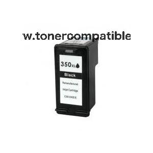 Tintas compatibles HP 350XL / Cartucho de tinta HP 350 XL